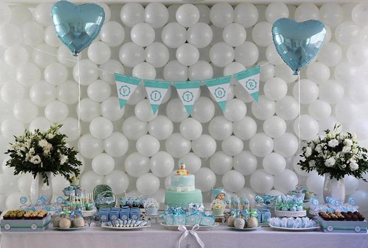 Vitor Spring Baby Shower Ideas
