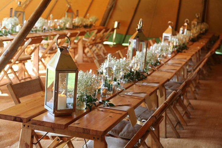 Wedding Ideas With Symmetry Table Decoration Collection