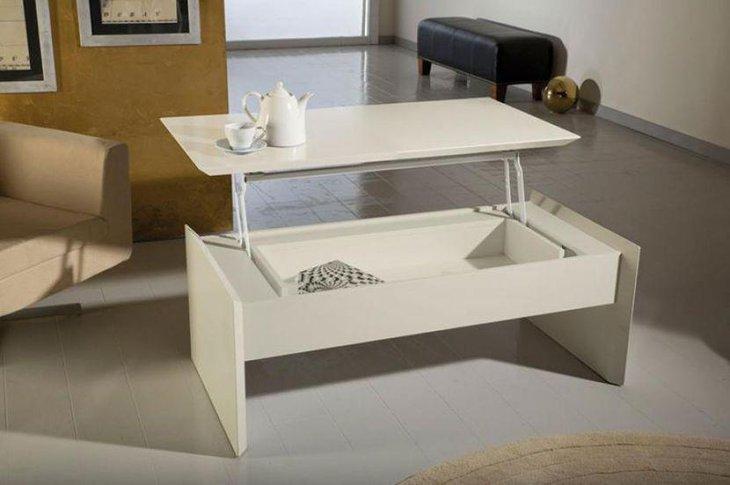 35 Creative Lift Top Coffee Table Ideas
