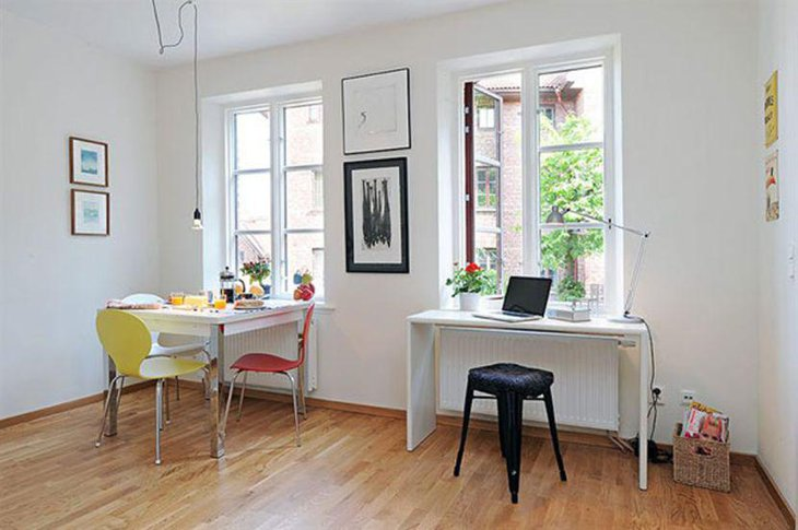 25 Dining Room Tables For Small Spaces