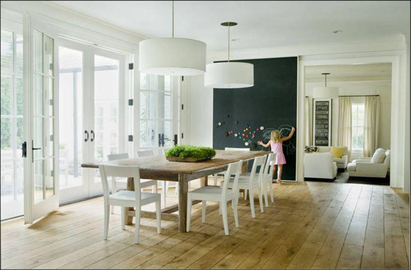 35 Modern Dining Table Ideas For An